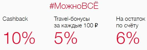 Можно всё Росбанк