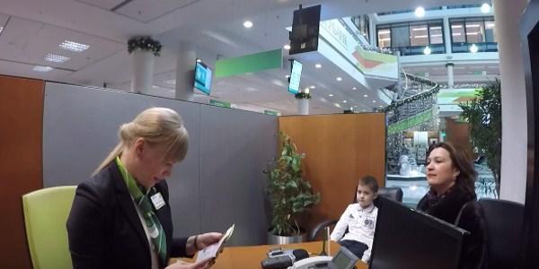 заемщики на одобрение на рождество в отделение банка