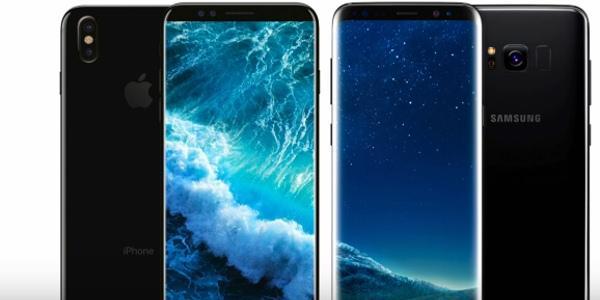 телефоны нового поколения с широким экраном