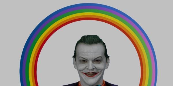 улыбка радуги