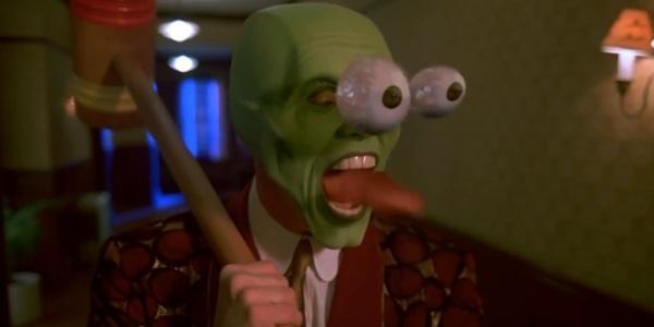 кадр из фильма маска