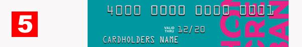 пятый скрин с порядковым номером карты