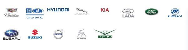 Скрин списка авто, которые можно приобрести в ВТБ